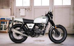 Brixton Retro 125cc