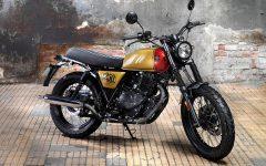 Brixton Saxby 250cc