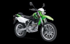 Kawasaki KLX 250cc Enduro