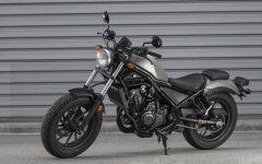 Honda CMX Rebel 500cc